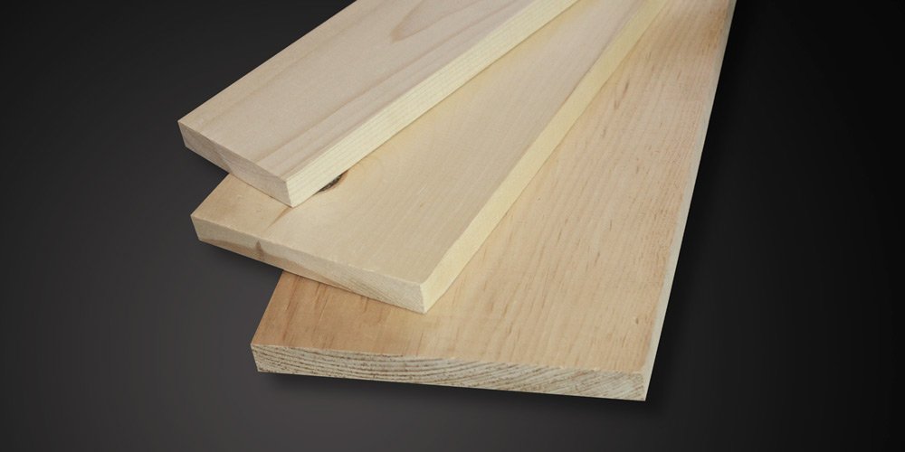 pine lumber products