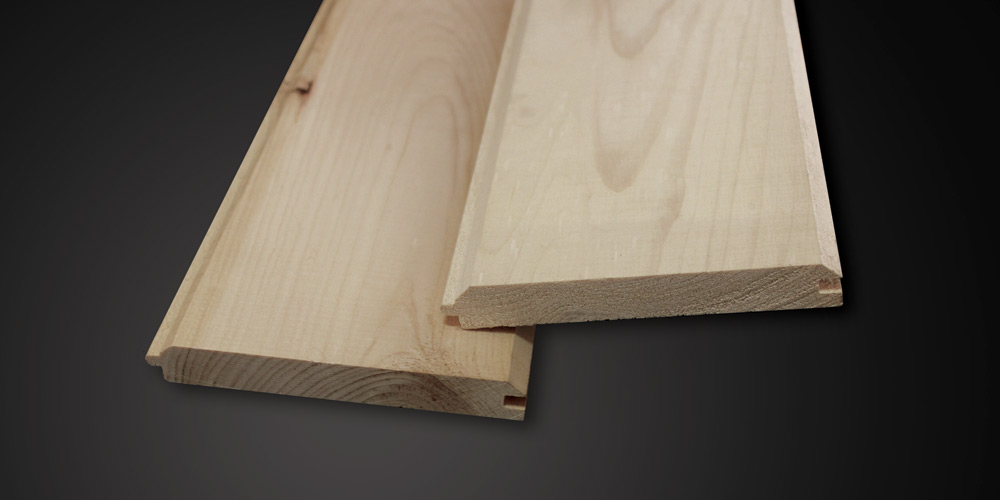 Pine Lumber Siding Products T&G V-Joint
